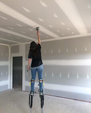 Mari Kaschalk: Women in Drywall