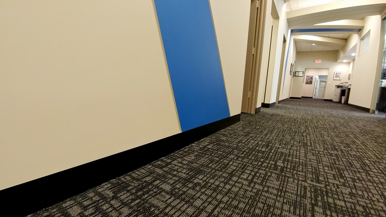 Affordably upgrade any space with the sleek and modern look of flush baseboards.
