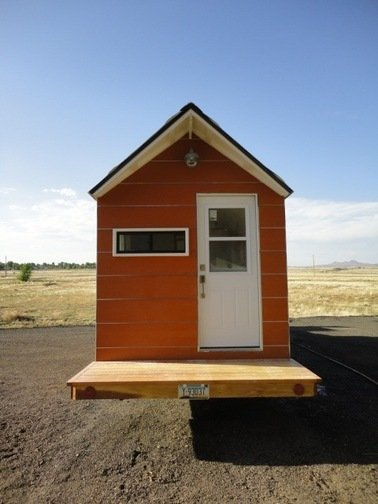 Trim-Tex vinyl corner beads have made their way into Tiny Homes to provide protection against movement.