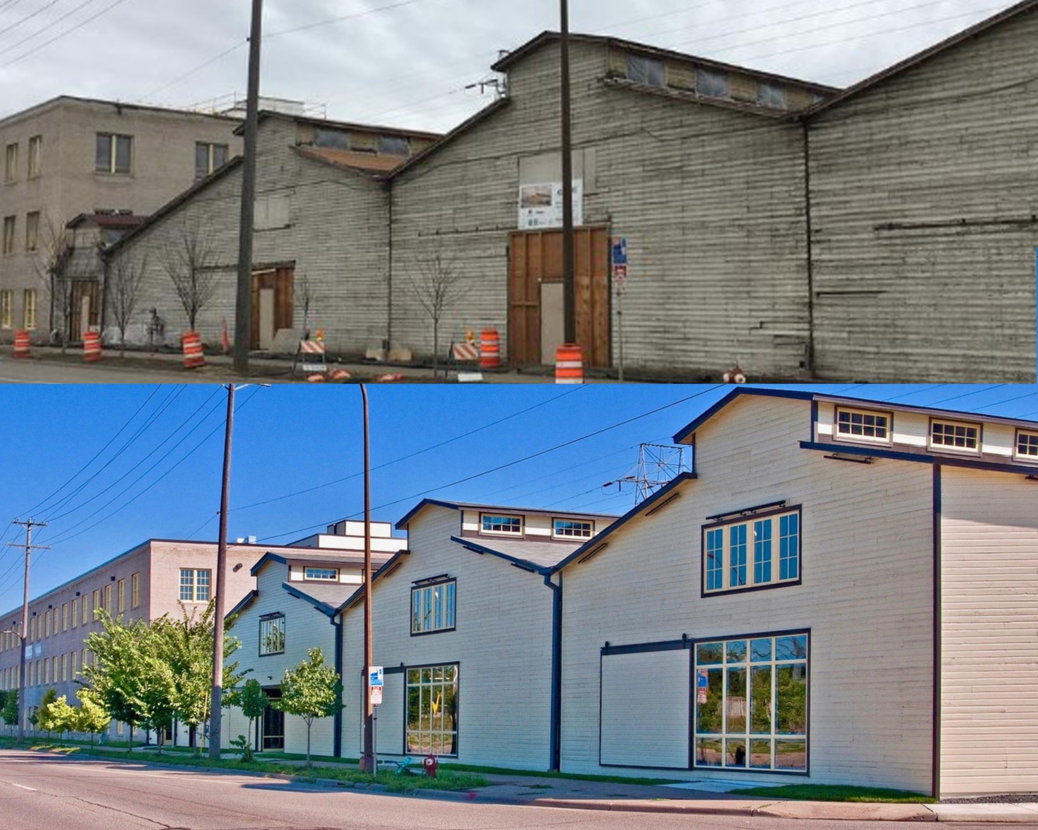 Before_After_Millworks Lofts