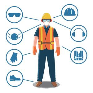 Personal Protection Equipment Construction