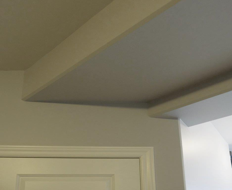 Affordably upgrade and transform a home with Trim-Tex 350 Chamfer.