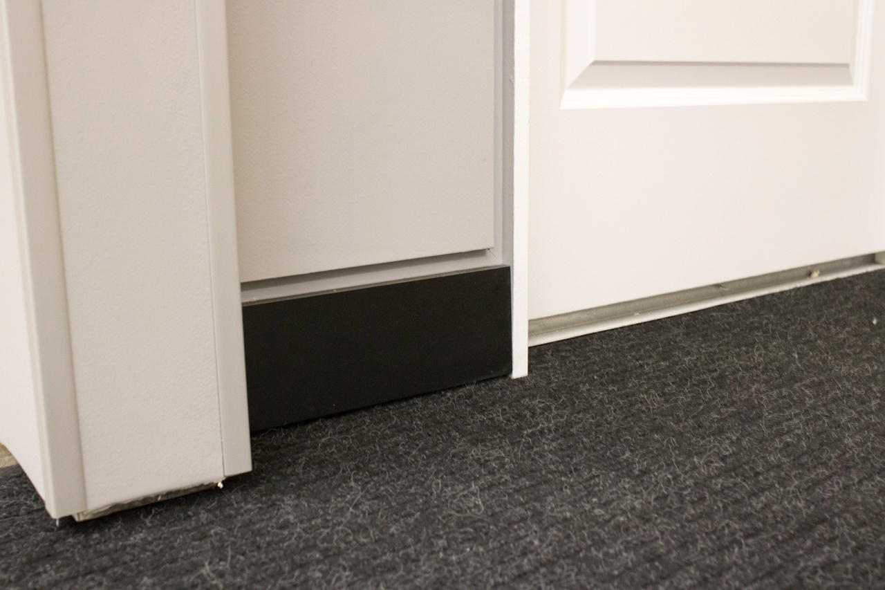 Affordably upgrade ordinary baseboards by incorporating Reveal details into your design.
