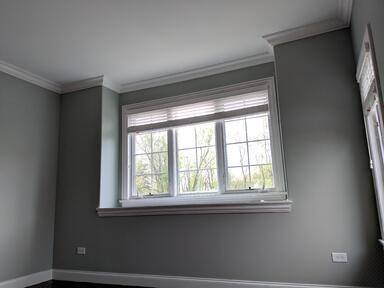 truss uplift cause and solutions - crown molding