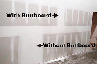 with without buttboard