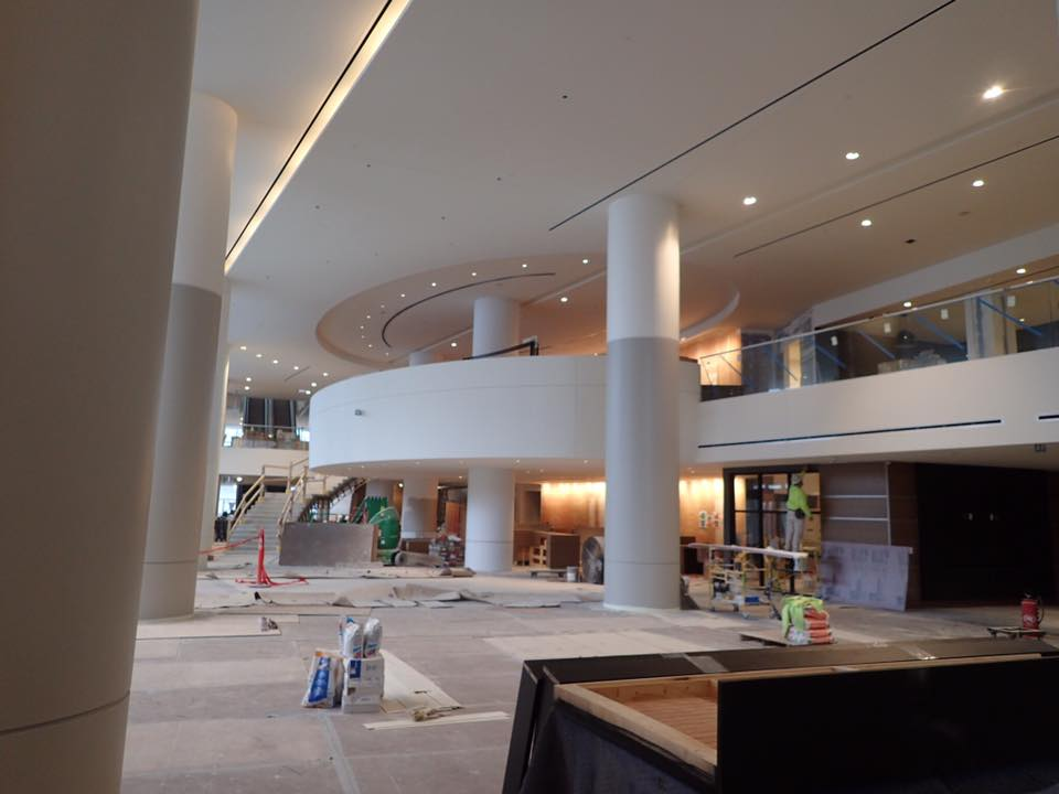 Tear Away Case Study: Cleveland Convention Center