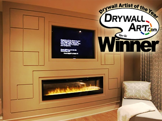 2014 Drywall Artist of the Year