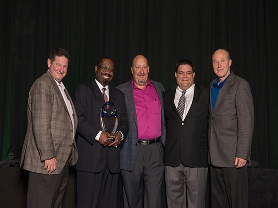 Trim-Tex is Honored to Receive Giving Back Award