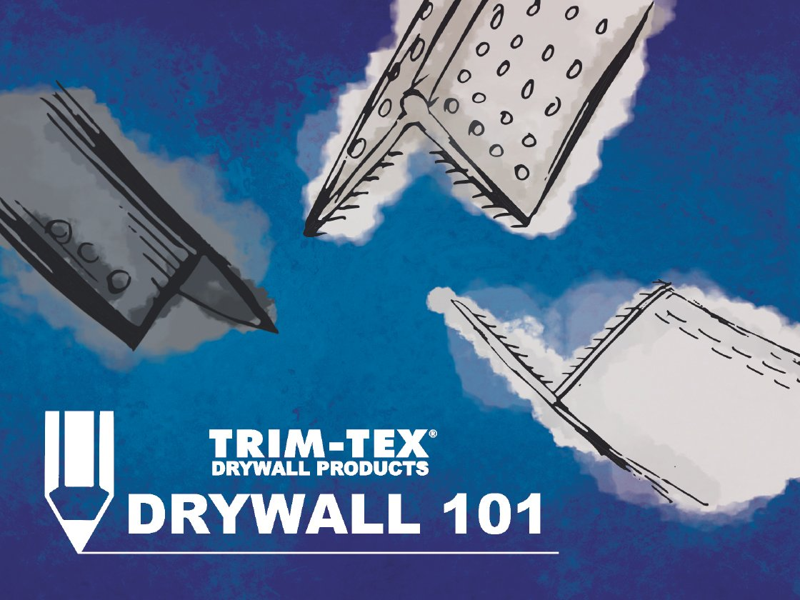 Drywall 101: The History of Corner Bead Materials