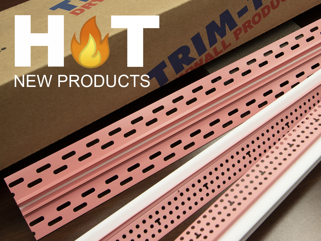These Hot New Products Are Coming Soon From Trim-Tex