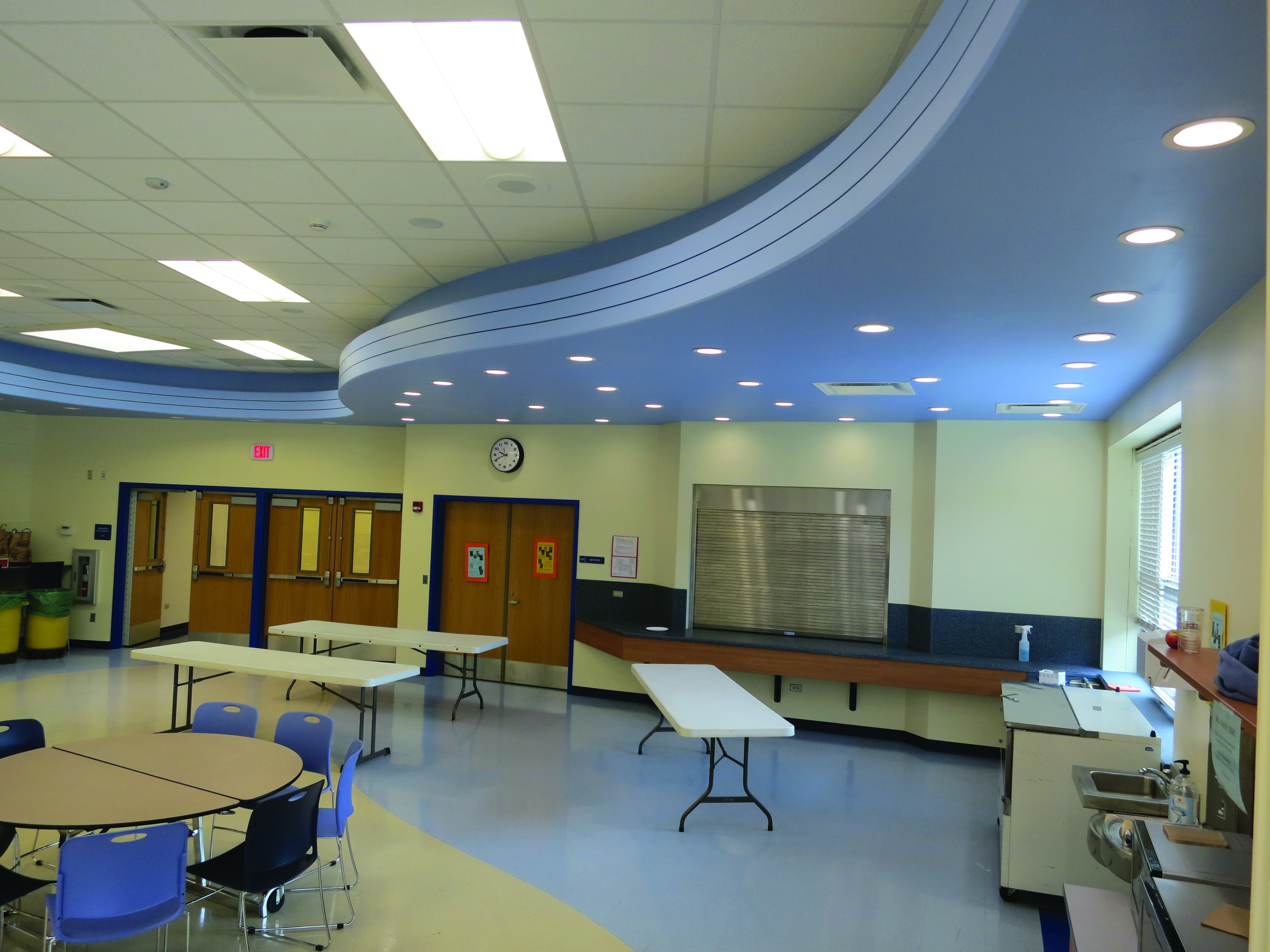 Reveal & Tear Away Case Study: Oak Grove Jr. High