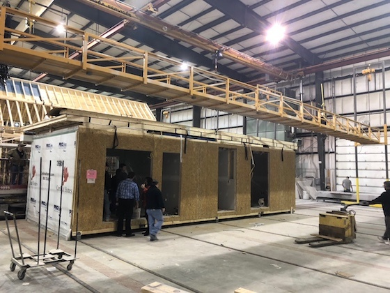 Drywall in Manufactured Housing