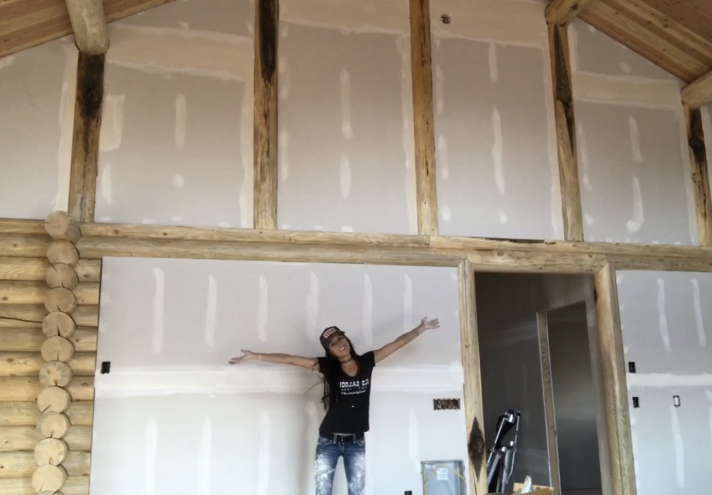 Brittany Luly: Women in Drywall