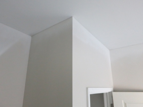 Deflection Bead was installed to prevent cracking on inside corners as the building at Johns Hopkins University moves.