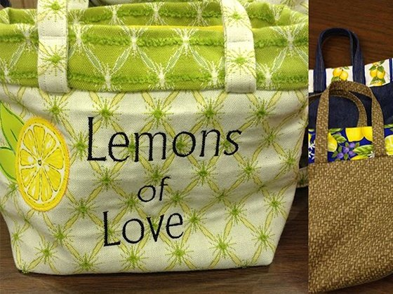 Trim-Tex Hosts Lemons of Love Charity Event