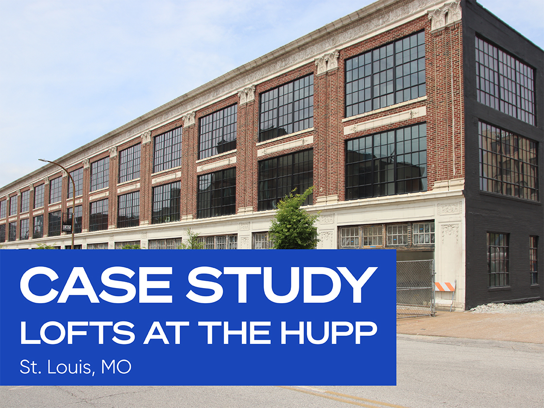 Fire Bead Case Study: Lofts at the HUPP, St. Louis