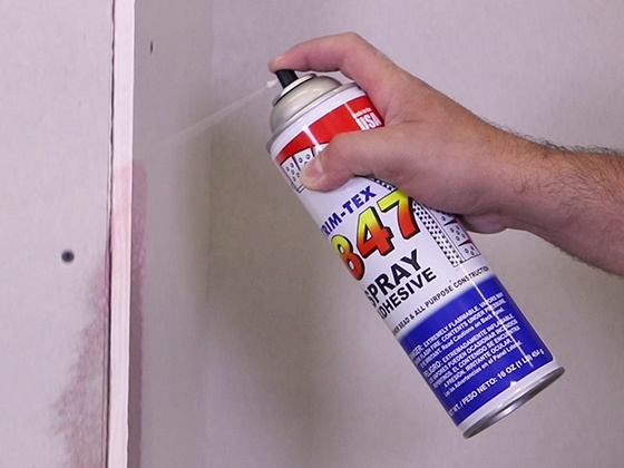 Trim-Tex 847 Low VOC Spray Adhesive