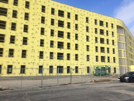 093V & Tear Away Case Study: NEIU Residence Hall