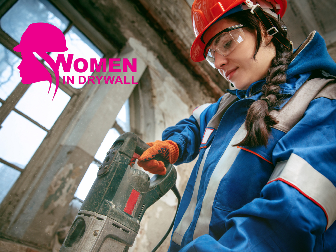 Women in Drywall: Path to Professional Tradeswoman, Part 2
