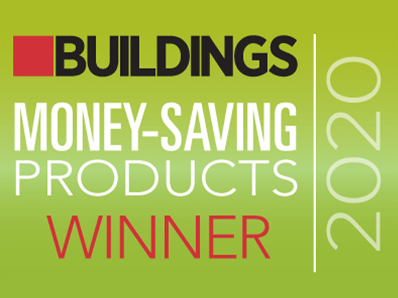 Shower BeadChosen as a Money-Saving Product by BUILDINGS Media
