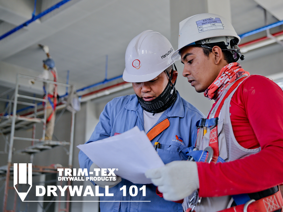 Drywall 101: The 6 Levels of Drywall Finishing