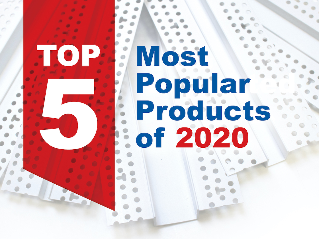 Top 5 Most Popular Products of 2020