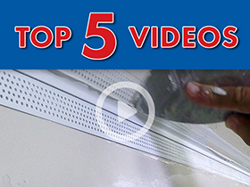 Top 5 Trim-Tex Videos for 2018