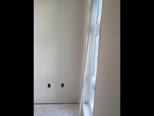 The windows at the Ottawa House at the University of Toledo were finished with Flat Tear Away Bead.