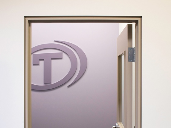 Create a Trimless Door with Architectural Z-Shadow Bead
