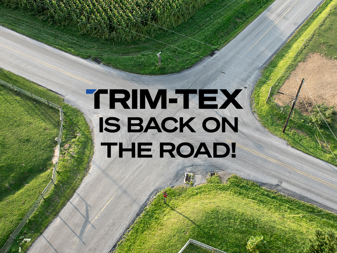 The Trim-Tex Sales Team Is Back on the Road!
