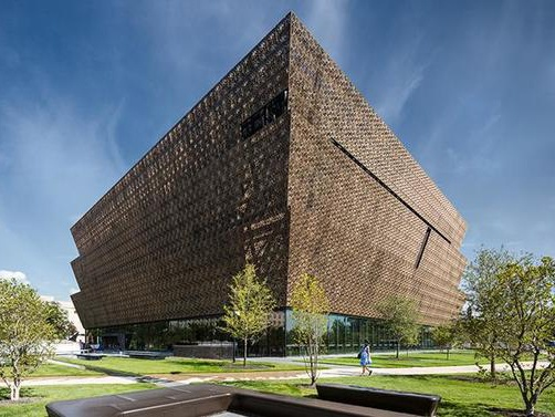 Reveal Bead was installed in the African American History Museum in Washington, D.C.