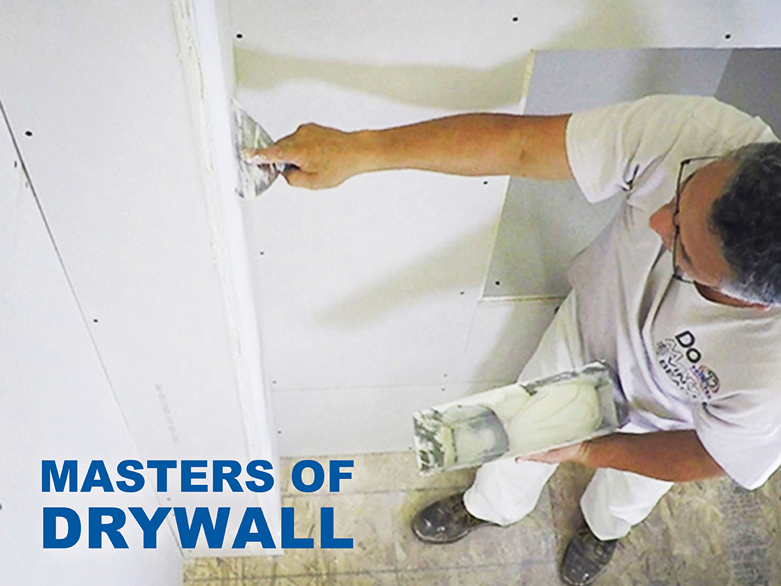 Why Masters of Drywall Love Mud Set Bead